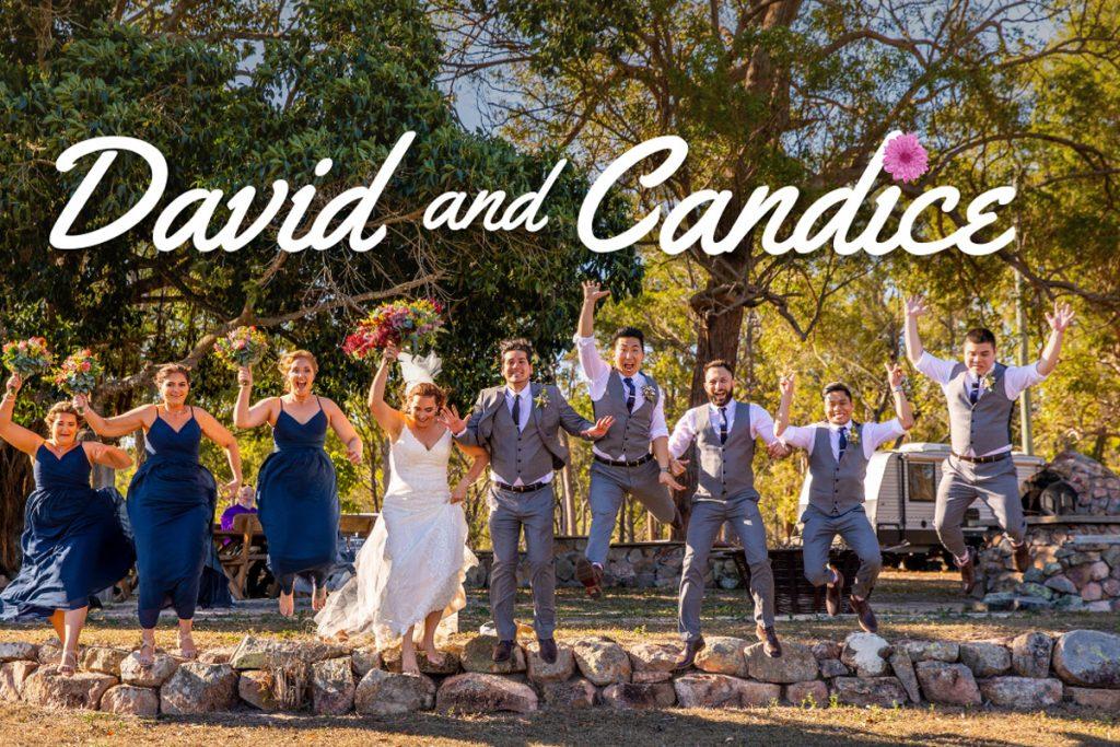 Candice & David