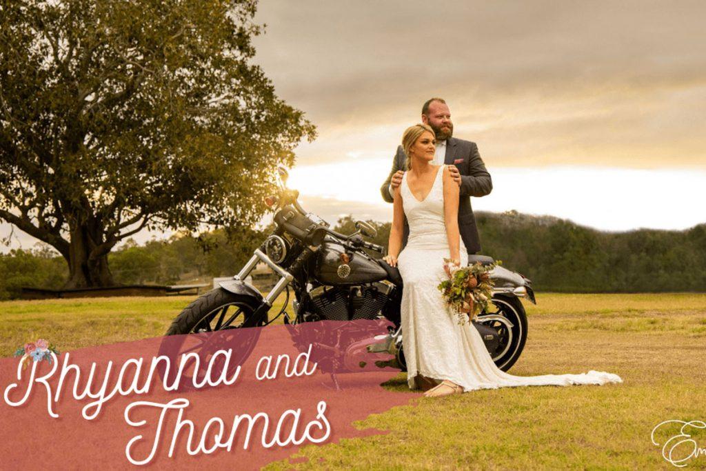 Rhyanna & Thomas